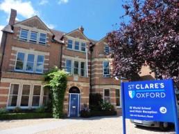 Vacanze studio a Oxford: college