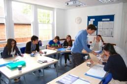 Vacanze studio a Oxford: lezione
