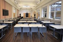 Vacanze studio a Londra e Canterbury: aula