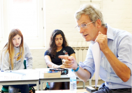 Vacanze studio a Salisbury: lezione per ragazzi